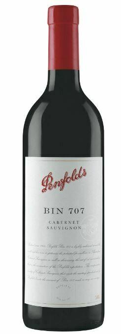 Penfolds 'Bin 707' Cabernet Sauvignon 2016