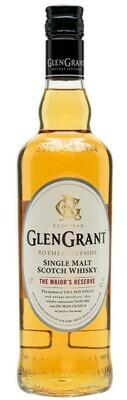 Glen Grant 'The Major's Reserve' Single Malt Whisky