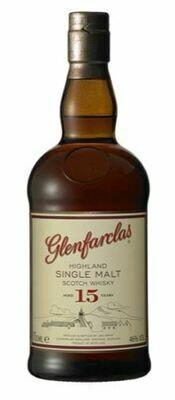 Glenfarclas '15 Years Old' Single Malt Scotch Whisky