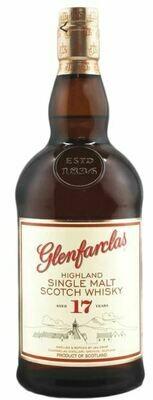 Glenfarclas '17 Years Old' Single Malt Scotch Whisky