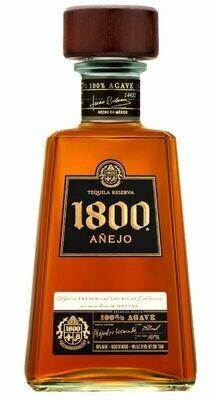 Jose Cuervo '1800' Anejo Tequila