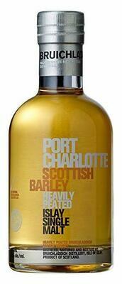 Port Charlotte 'Scottish Barley' Islay Single Malt Whisky