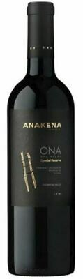 Anakena 'Ona Special Reserva' Red 2011