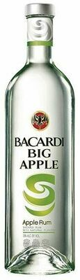 Bacardi 'Apple' Rum