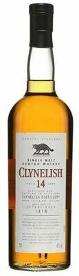 Clynelish '14 Years Old' Single Malt Scotch Whisky
