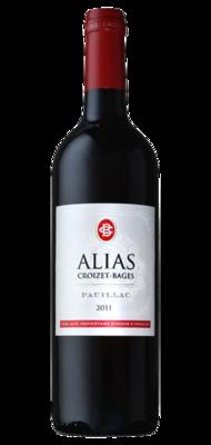 Alias Croizet-Bages - Pauillac 2011