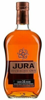 Jura '16 Years Old' Single Malt Whisky