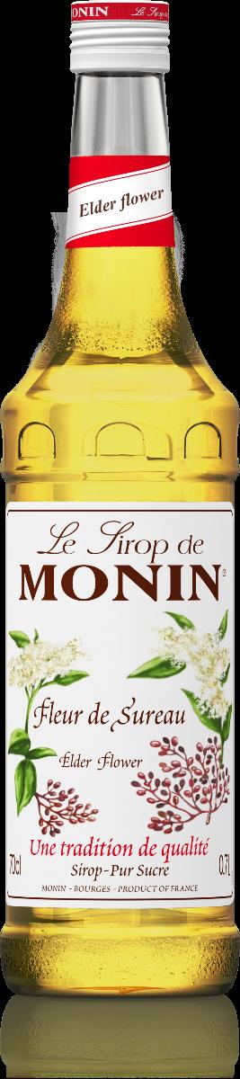 Monin 'Elderflower' Syrup