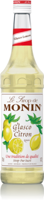 Monin 'Glasco Lemon' Syrup