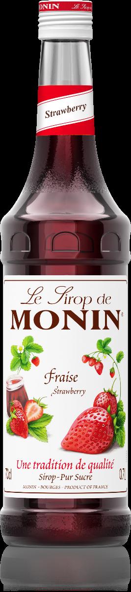 Monin 'Strawberry' Syrup