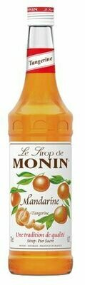 Monin 'Tangerine' Syrup