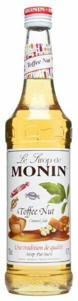 Monin 'Toffee Nut' Syrup