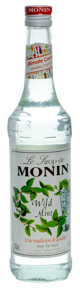 Monin 'Wild Mint' Syrup