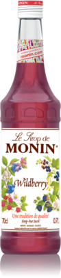 Monin 'Wildberry' Syrup
