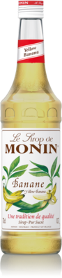Monin 'Yellow Banana' Syrup