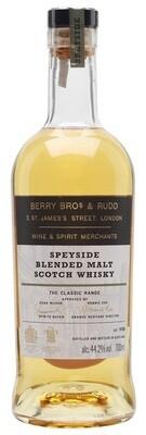 Berry Bros. & Rudd 'Speyside' Blended Malt Scotch