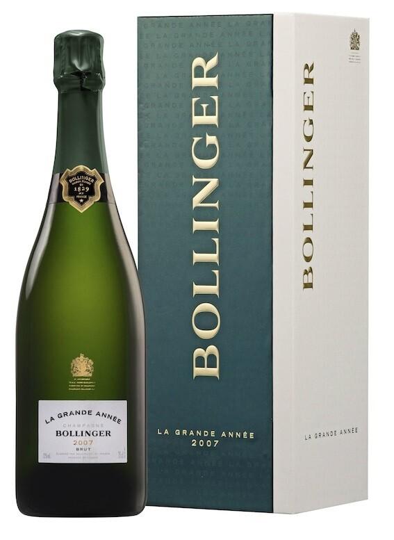 Bollinger 'La Grand Annee' Champagne 2007