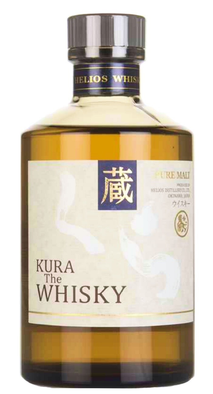 Kura 'Pure Malt' Japanese Whisky