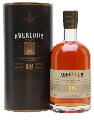 Aberlour '18 Years Old' Single Malt Scotch Whisky (500ml)