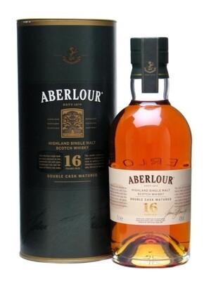 Aberlour '16 Years Old' Single Malt Scotch Whisky
