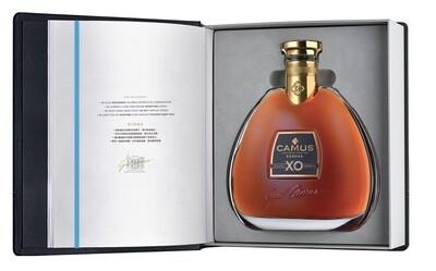 Camus 'XO Elegance' Cognac (Story Book Collector Edition & 1,000ml Bottle)