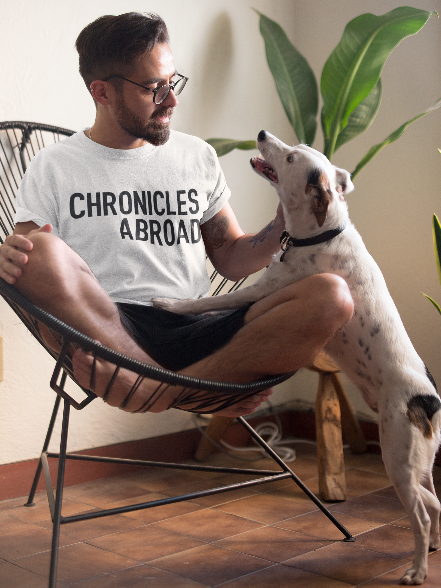 Chronicles Abroad Original Tee