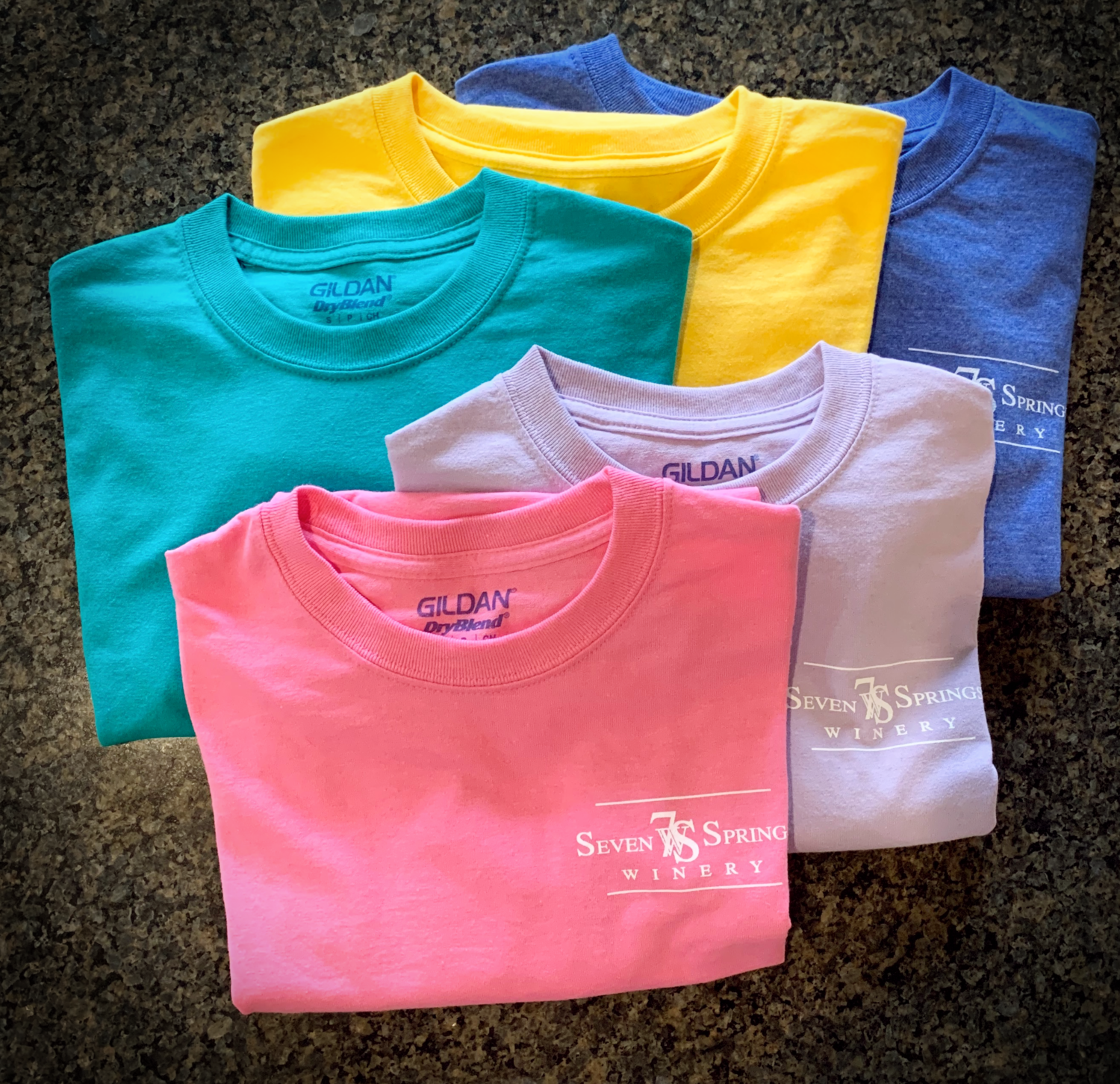 Seven Springs Winery T-Shirt