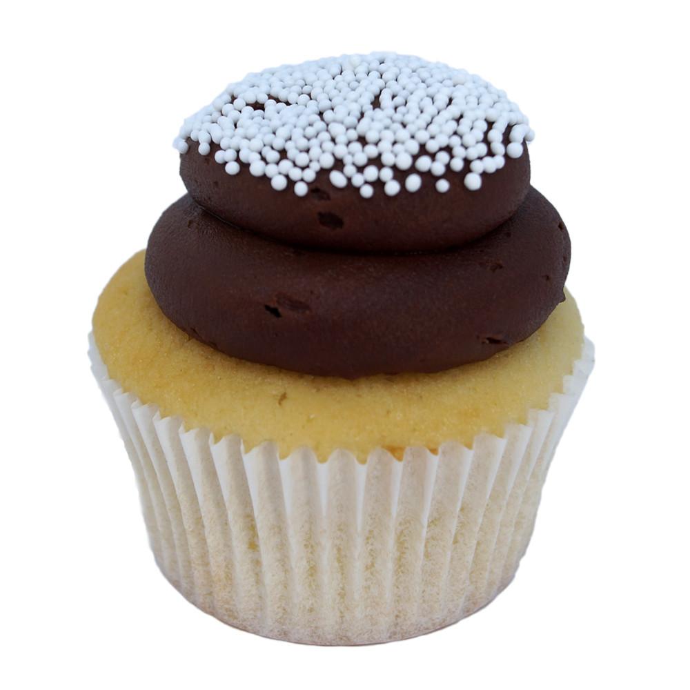 Vanilla Chocolate Cupcake