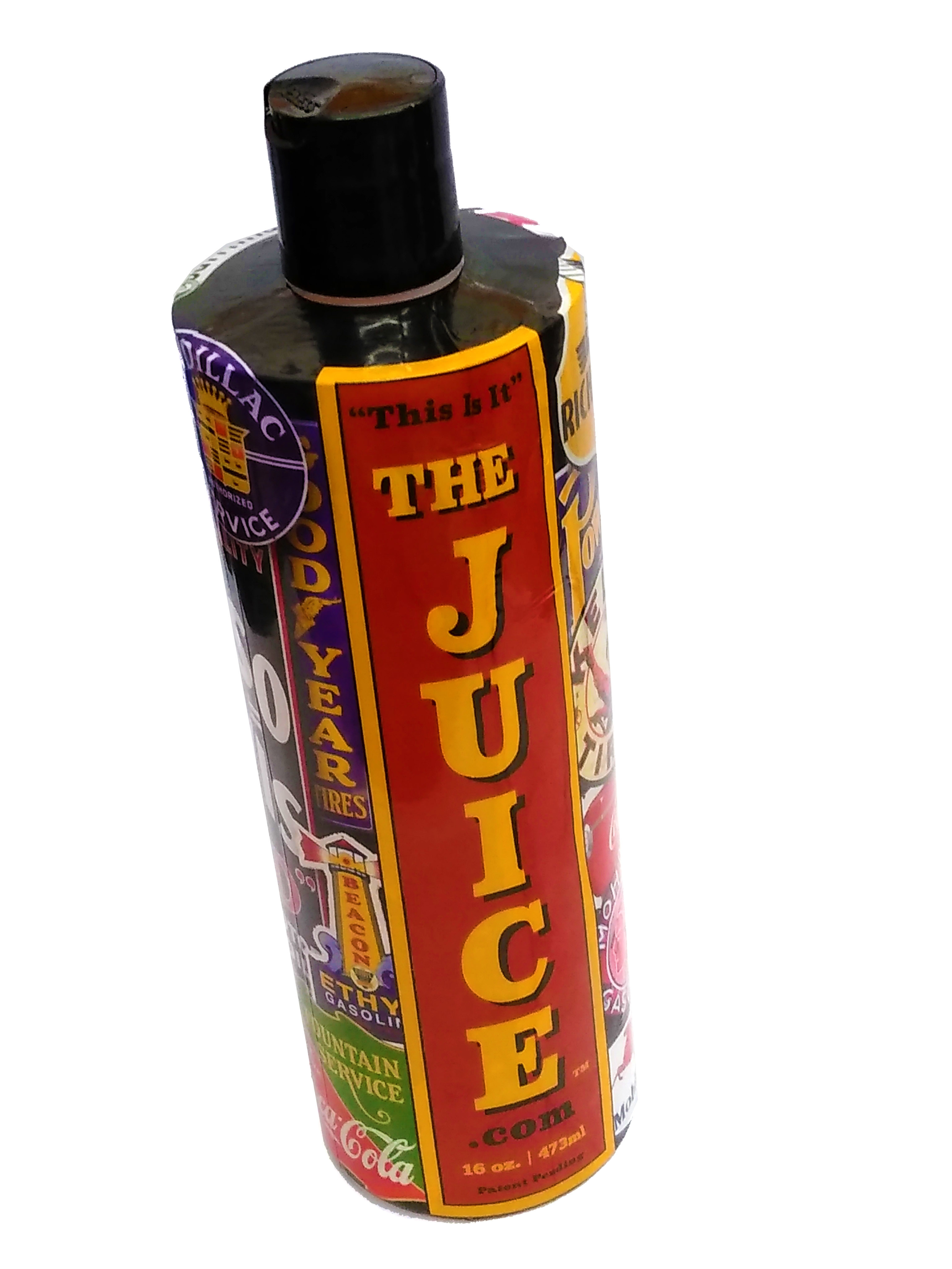 """The Juice"" - 16oz Bottle 0100"