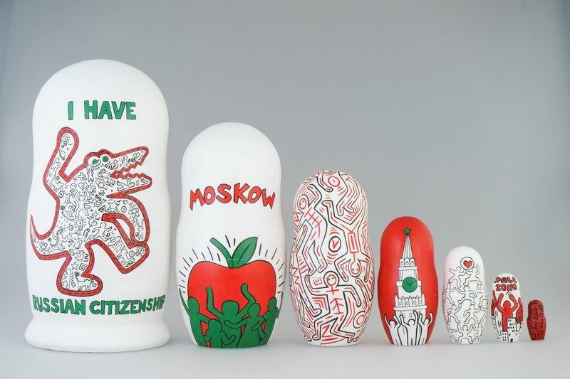 Поп арт Москва \ Pop art Moscow