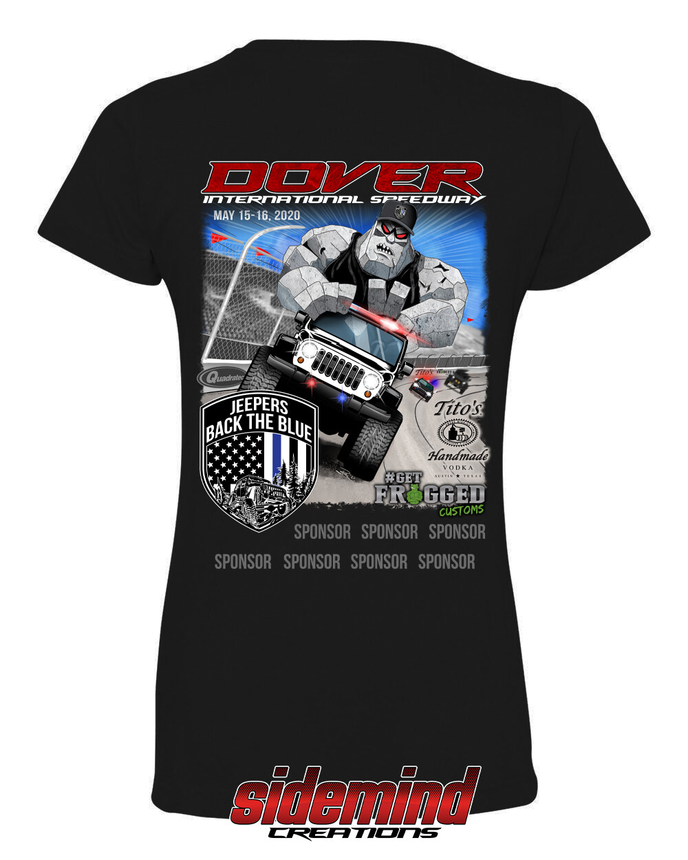 2020 Event Woman's T-Shirt | Black