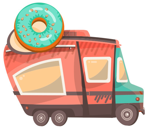 Friday-Saturday Food Vendor