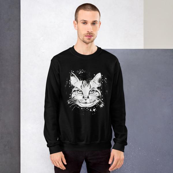 Spacecat Sweatshirt