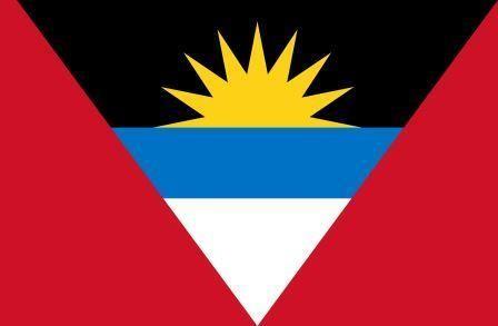 Флаг Антигуа и Барбуда