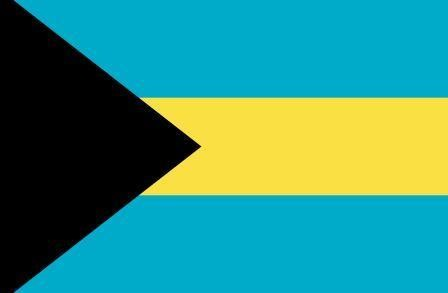 Флаг Багамские острова