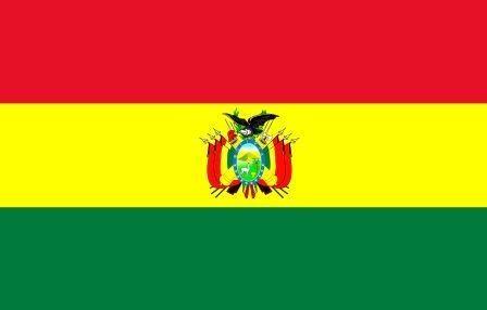 Флаг Боливия