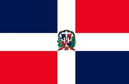 Флаг Доминикана