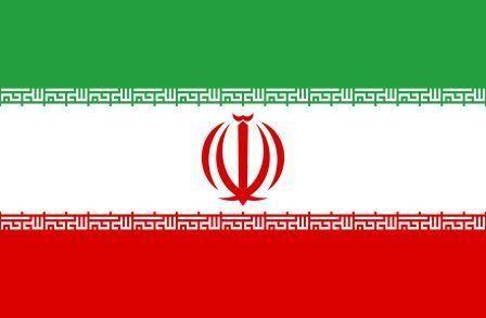 Флаг Иран