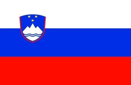 Флаг Словения
