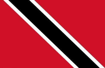 Флаг Тринидат и Тобаго