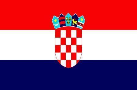 Флаг Хорватия