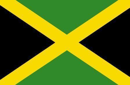 Флаг Ямайка