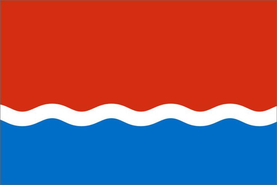 Флаг Амурская область
