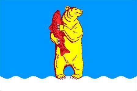 Флаг Анадырь