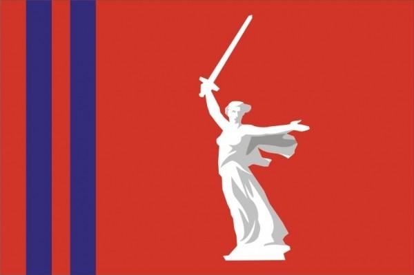 Флаг Волгоградская область