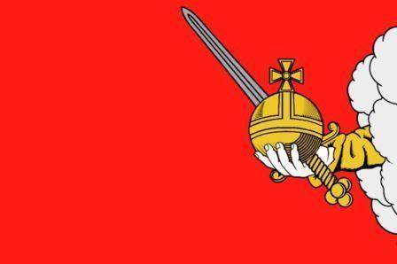 Флаг Вологда