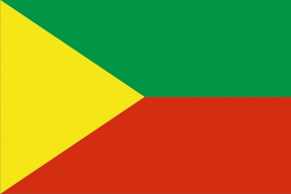Флаг Забайкальский край