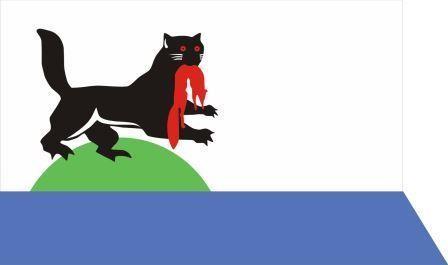 Флаг Иркутск