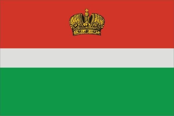 Флаг Калужская область