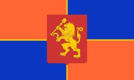Флаг Красноярск